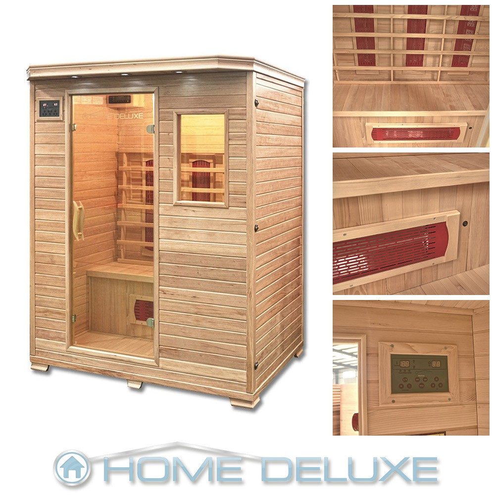 infrarotkabine w rmekabine infrarotsauna sauna. Black Bedroom Furniture Sets. Home Design Ideas