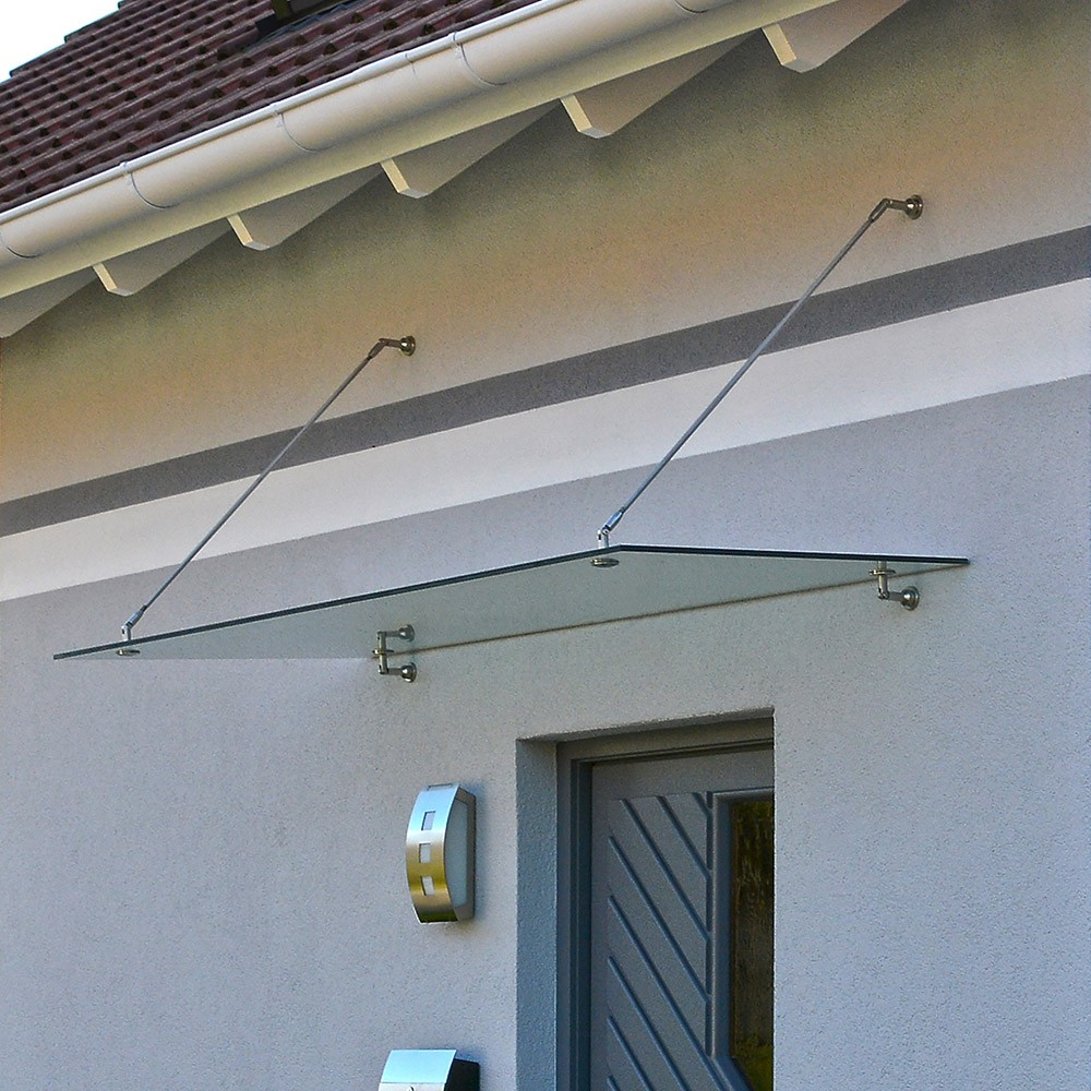 Glass Canopy 200x90