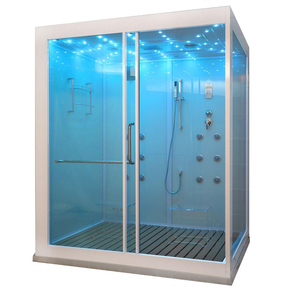 Design XL - grosser Duschtempel von Home deluxe