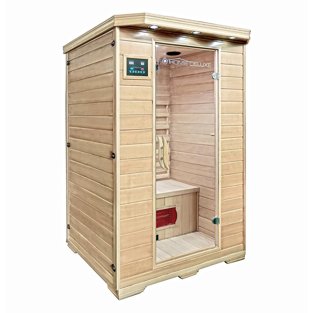 infrarotsauna redsun m. Black Bedroom Furniture Sets. Home Design Ideas