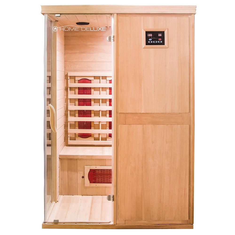 infrared sauna california l. Black Bedroom Furniture Sets. Home Design Ideas