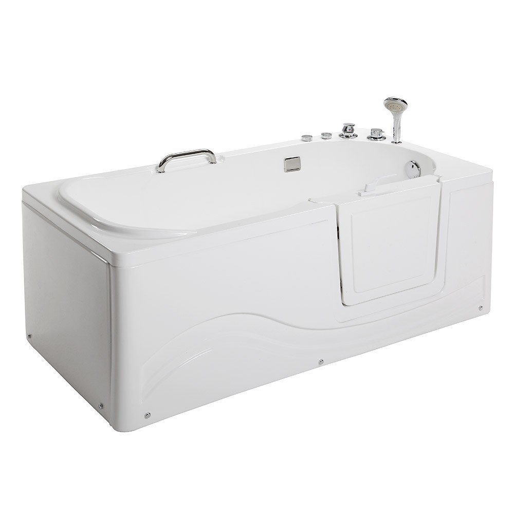 Bath Tub For Elderly Vital M Lying Position