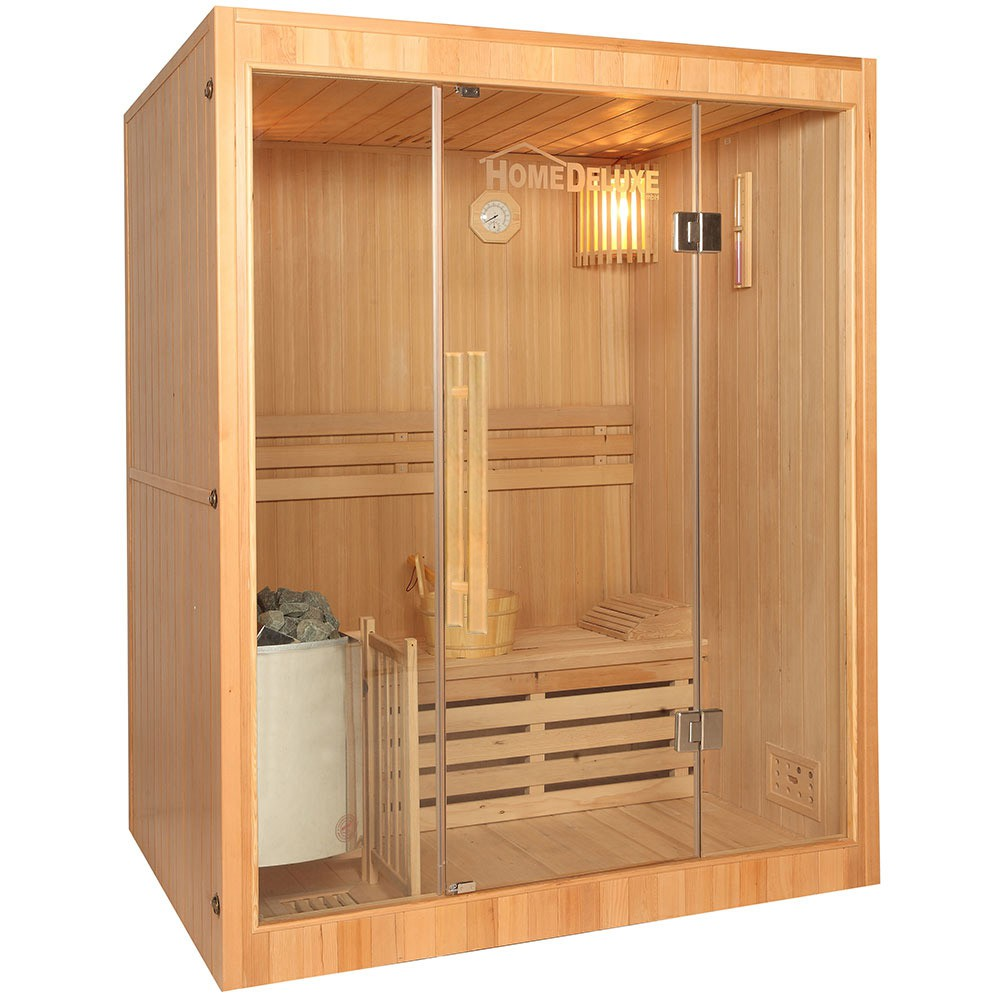 traditionelle sauna skyline l. Black Bedroom Furniture Sets. Home Design Ideas