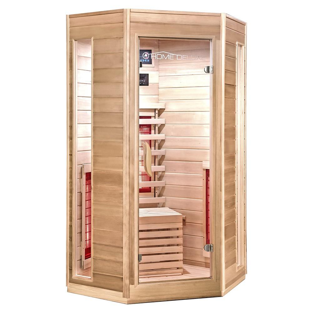 infrared sauna nova. Black Bedroom Furniture Sets. Home Design Ideas