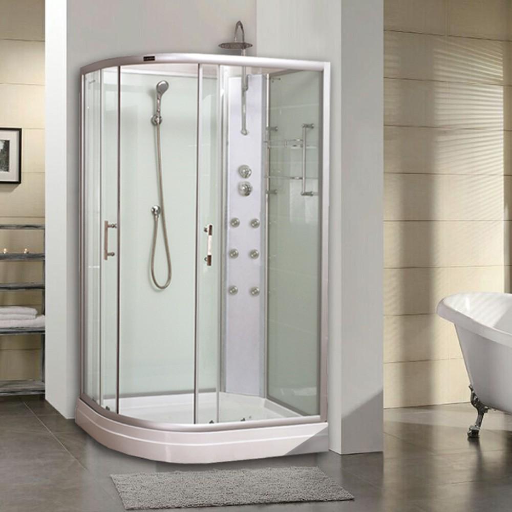 shower cubicle poseidon. Black Bedroom Furniture Sets. Home Design Ideas