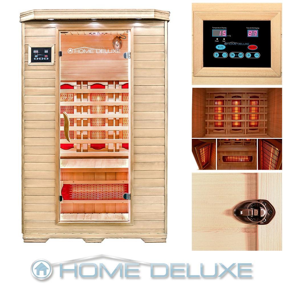 infrarotkabine w rmekabine infrarotsauna sauna. Black Bedroom Furniture Sets. Home Design Ideas