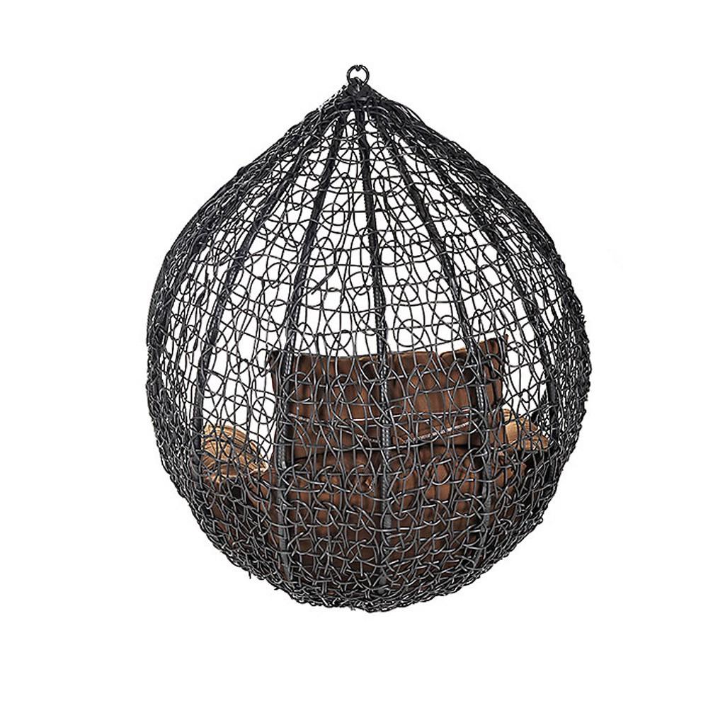 polyrattan h ngesessel cielo nur korb. Black Bedroom Furniture Sets. Home Design Ideas