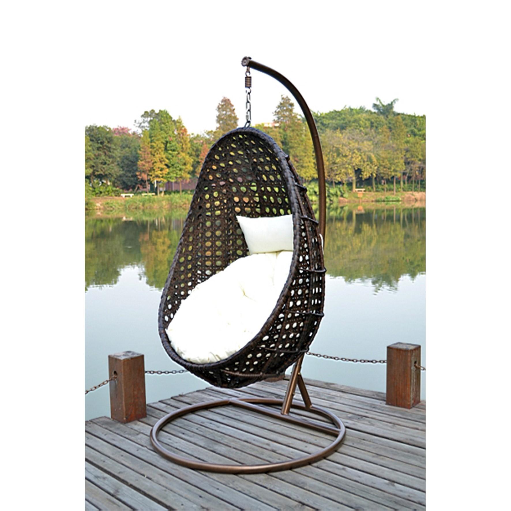 polyrattan h ngesessel nido. Black Bedroom Furniture Sets. Home Design Ideas