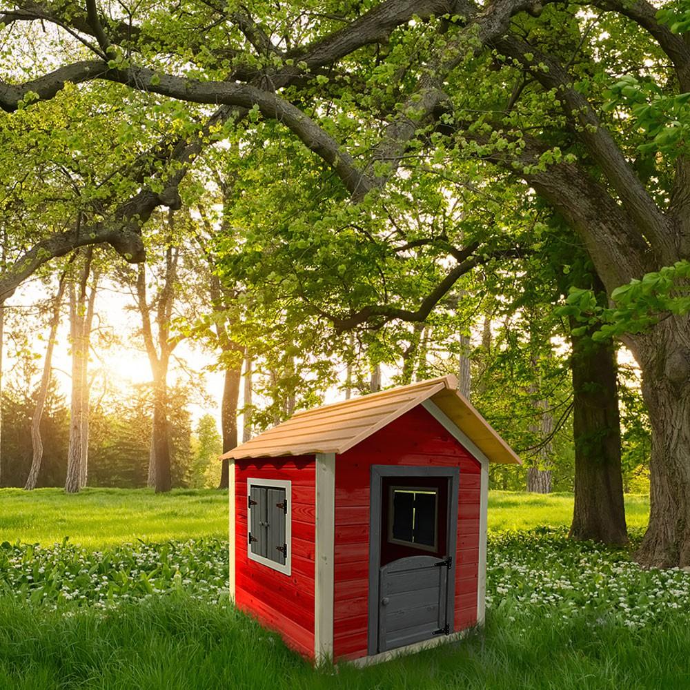 spielhaus das kleine schloss. Black Bedroom Furniture Sets. Home Design Ideas