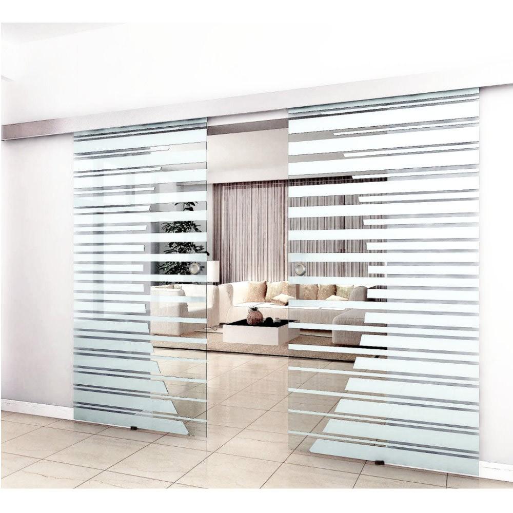 glasschiebet r 150 cm breit sr01 hitoiro. Black Bedroom Furniture Sets. Home Design Ideas