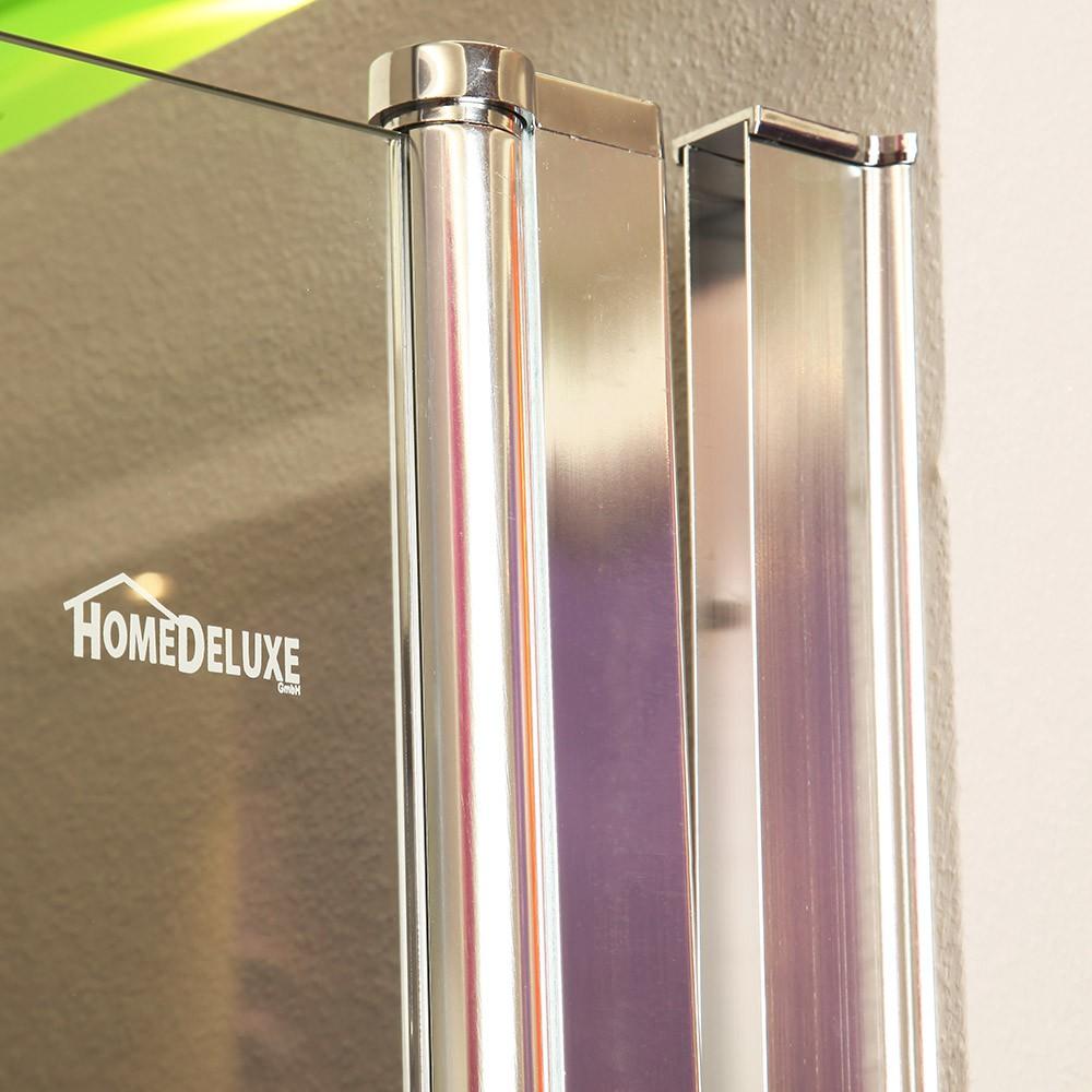 pendeltr lavea 140x195cm klarglas - Dusche Pendeltur Schwingtur