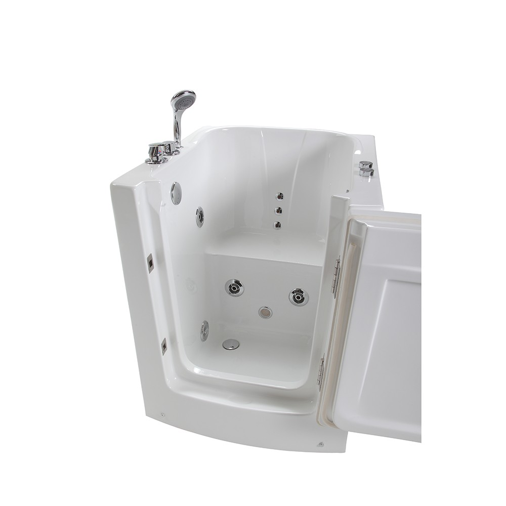 Bath Tub For Elderly Vital L Sitting Position