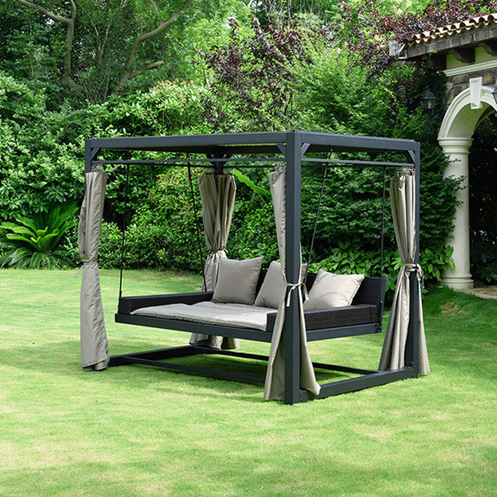 pavillon gartenliege provence. Black Bedroom Furniture Sets. Home Design Ideas