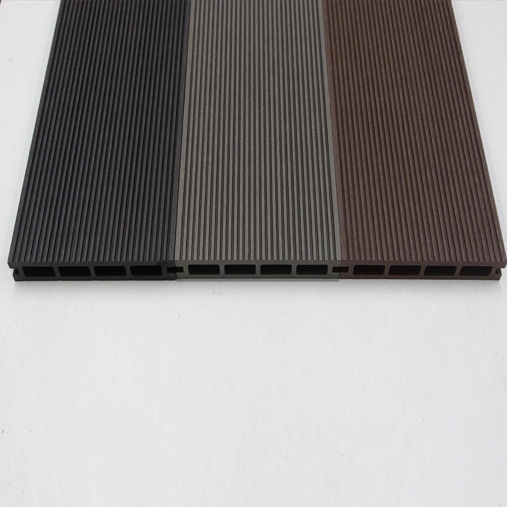 wpc terrassendielen anthrazit 16m 2 20 m. Black Bedroom Furniture Sets. Home Design Ideas