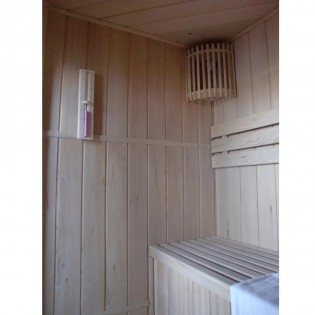 Traditionelle Sauna Relax XL – Bild 3