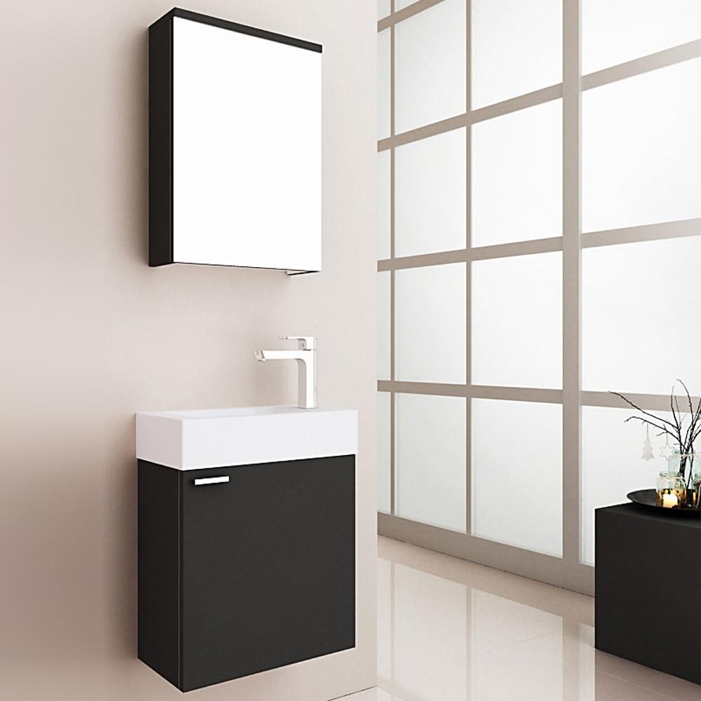 badm bel langeoog schwarz hb. Black Bedroom Furniture Sets. Home Design Ideas