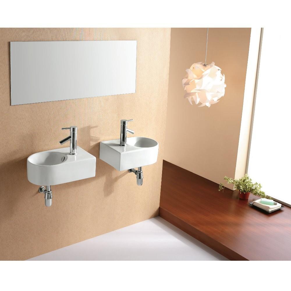 Design Waschbecken Mallorca Rechts V15