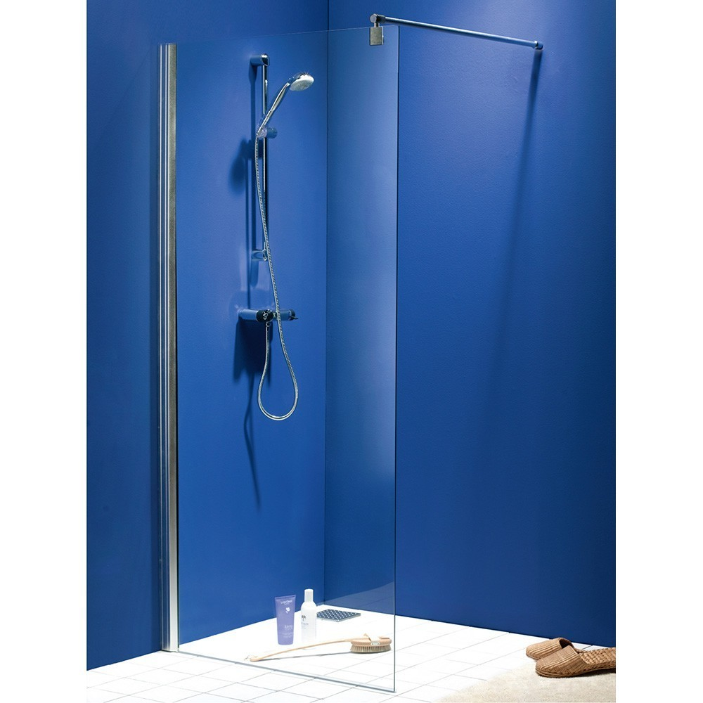Shower enclosure Navaa with lotus effect 60/12