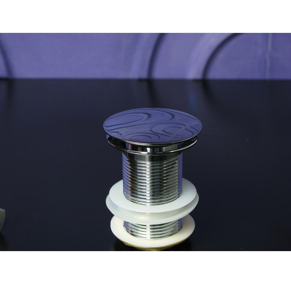 abfluss set f r alle waschbecken klickverschluss verbindungsrohr siphon. Black Bedroom Furniture Sets. Home Design Ideas