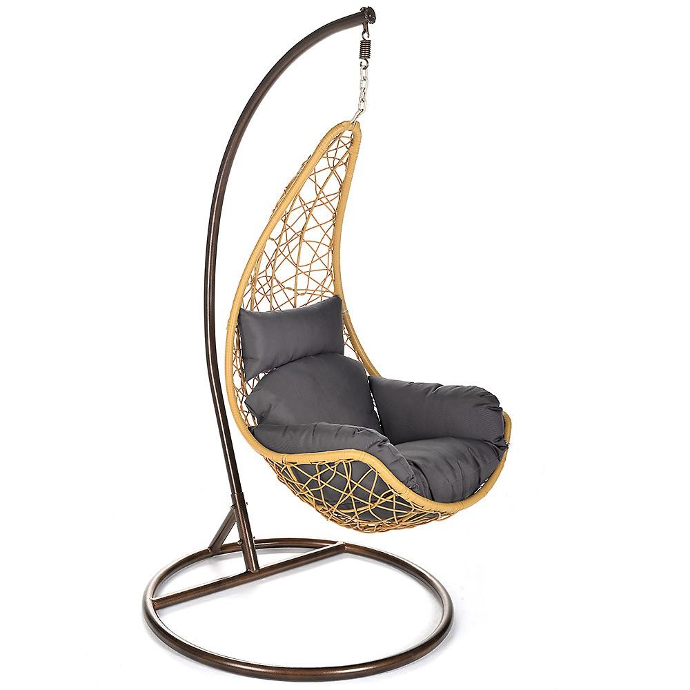 polyrattan h ngesessel curl. Black Bedroom Furniture Sets. Home Design Ideas