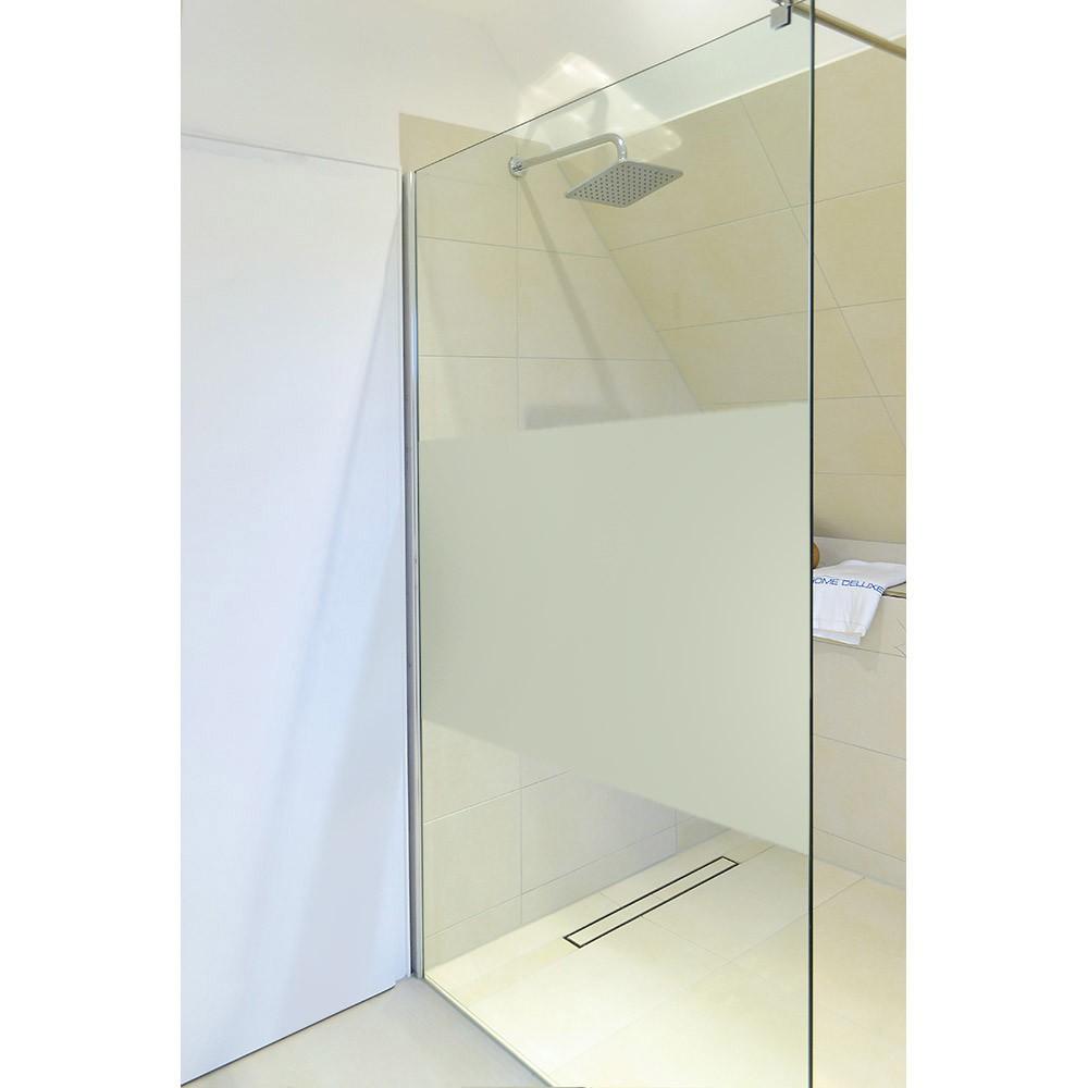 duschtrennwand navaa milchglasstreifen mit lotuseffekt 70 12. Black Bedroom Furniture Sets. Home Design Ideas