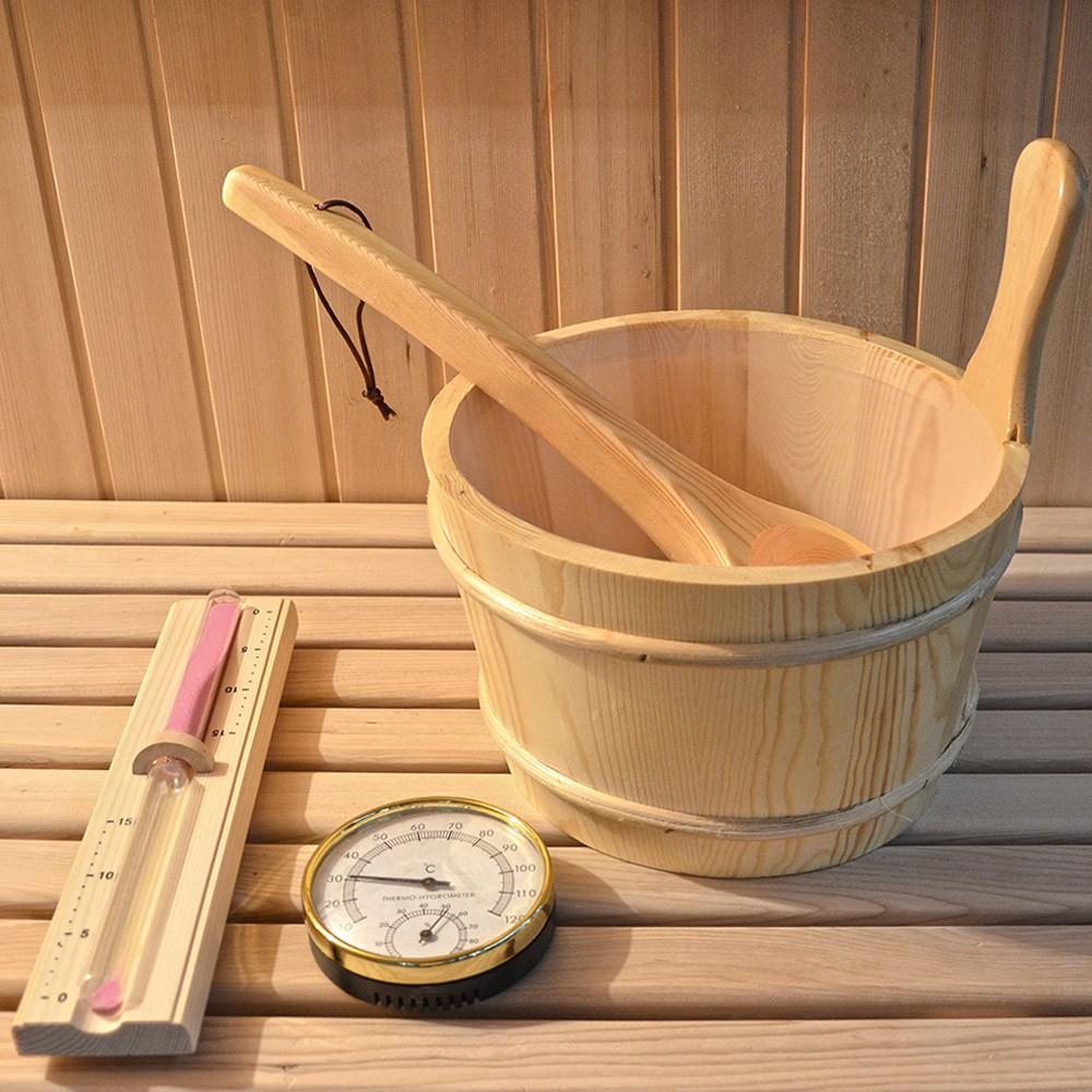 traditionelle sauna skyline xl. Black Bedroom Furniture Sets. Home Design Ideas