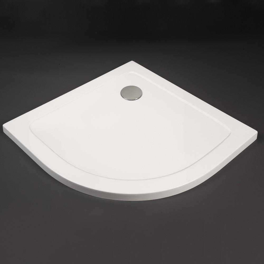 duschtasse utrecht 90x90 cm (halbrund)