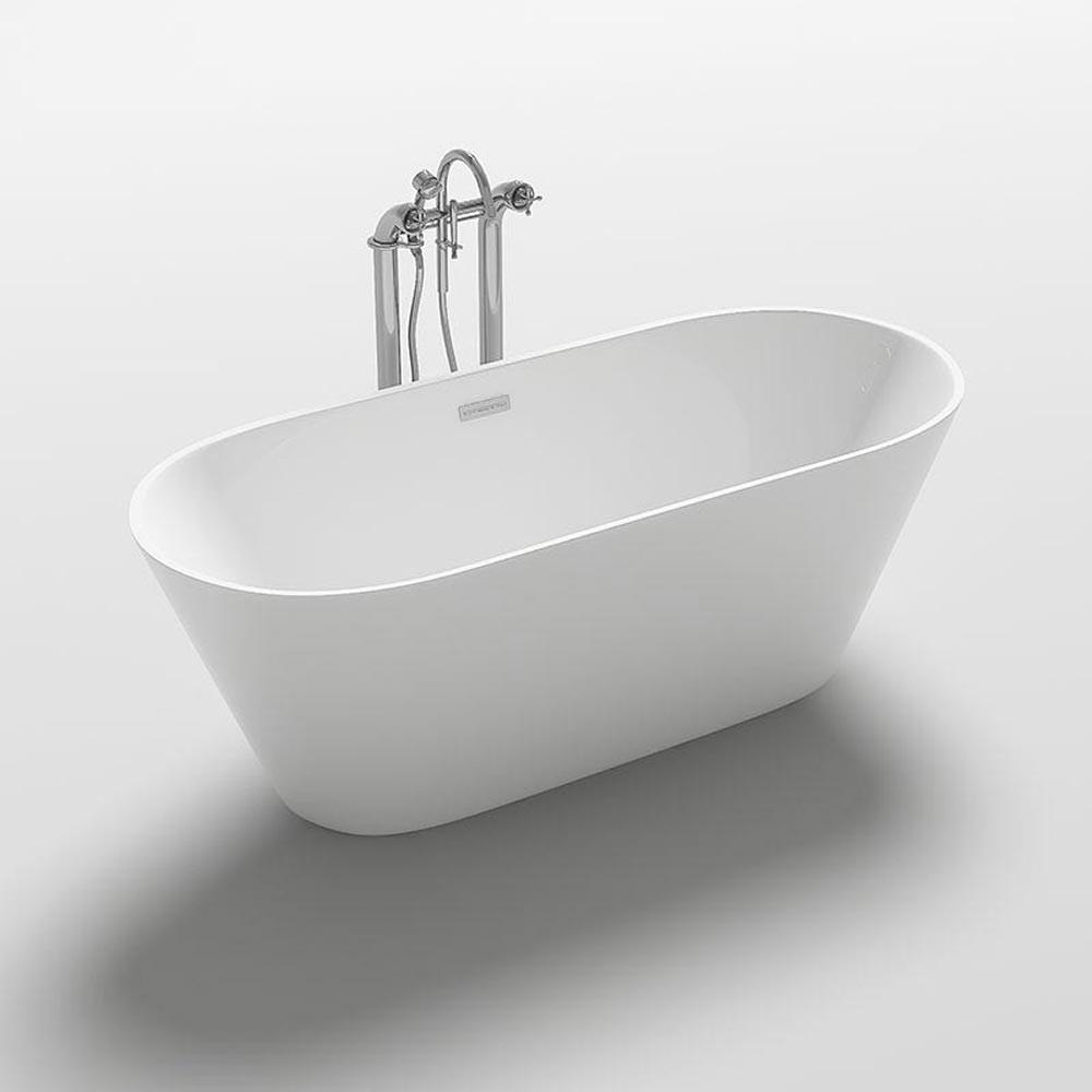 Freistehende Badewanne Rondo