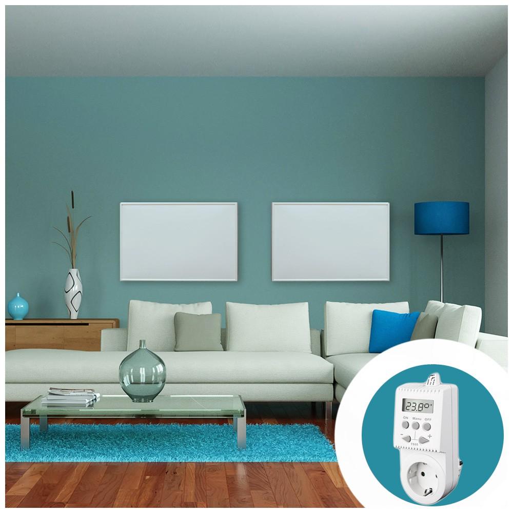infrarot fl chenstrahler 450 watt. Black Bedroom Furniture Sets. Home Design Ideas