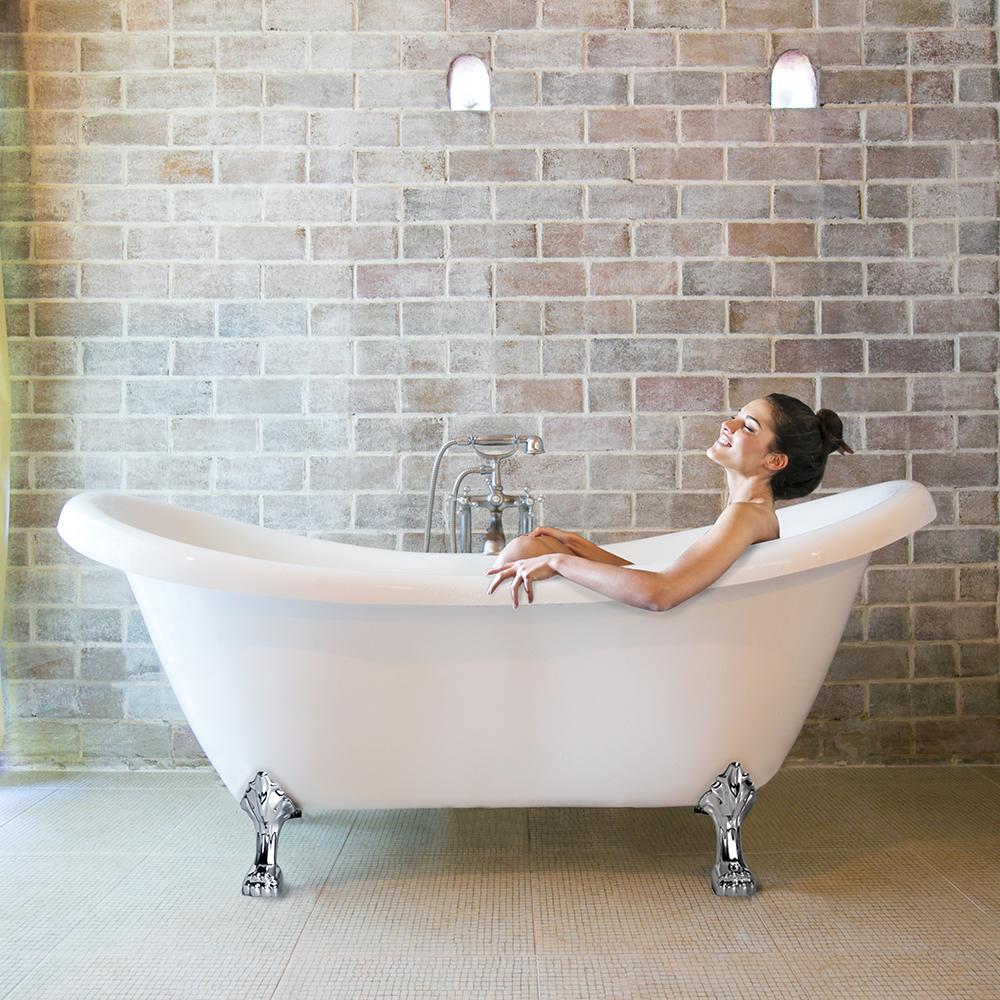 freistehende badewanne fama. Black Bedroom Furniture Sets. Home Design Ideas